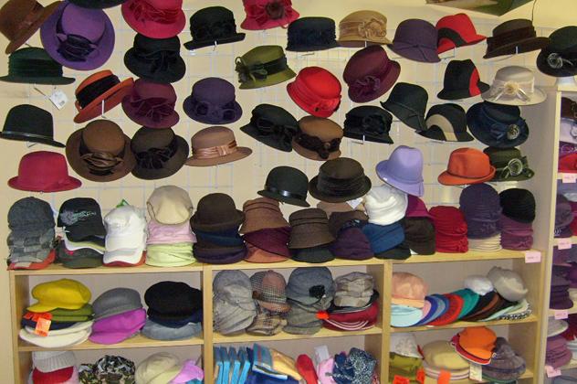ab37cc65578 Dámské klobouky a pokrývky hlavy