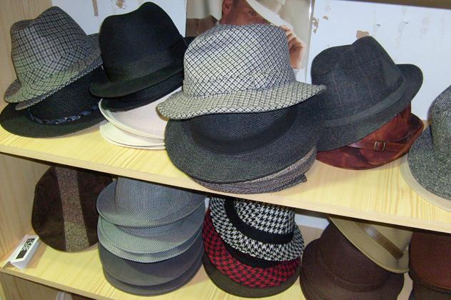8118ebae99b Pánské klobouky a pokrývky hlavy